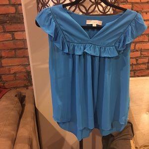 Pretty blue blouse